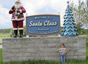 Welcome to Santa Claus