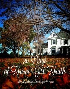 30 Days of Farm Girl Faith Graphic