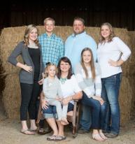Keriel Dairy family pic