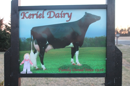 Keriel Dairy Farm